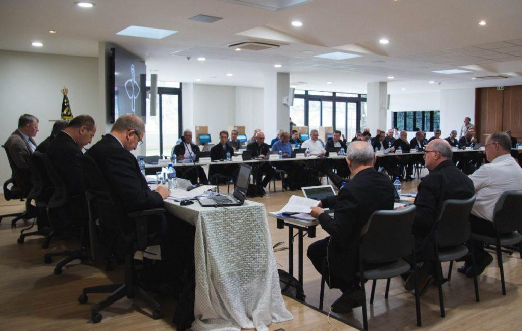 Reunião do Conselho Permanente, em junho de 2019 - (Foto: CNBB)