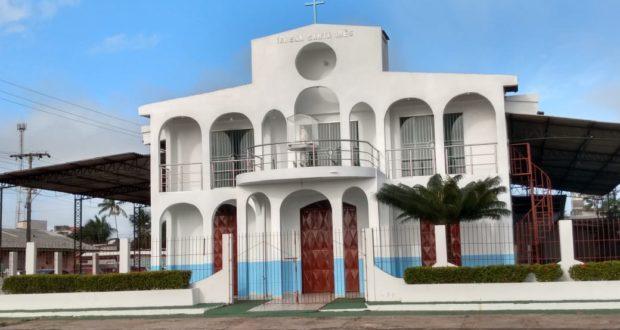 Igreja Santa Inês - (Foto: Jefferson Souza / Pascom)