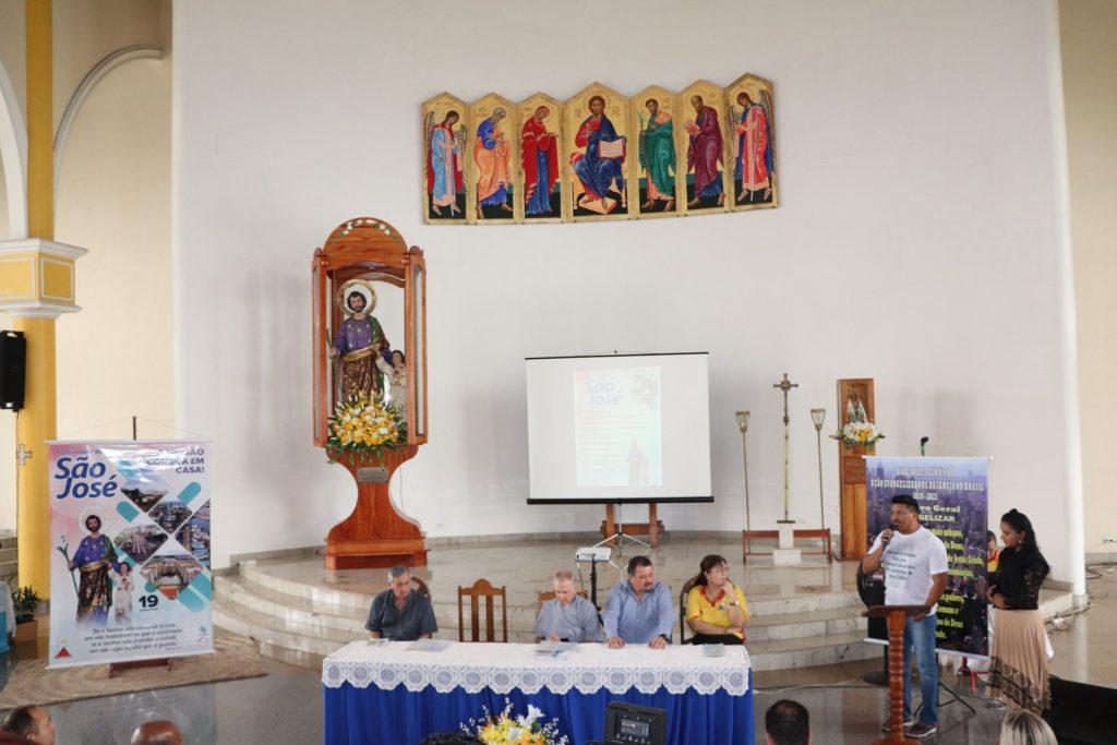 Lançamento da Festividade de São José 2020 - (Foto: Willian Valério / Pascom)